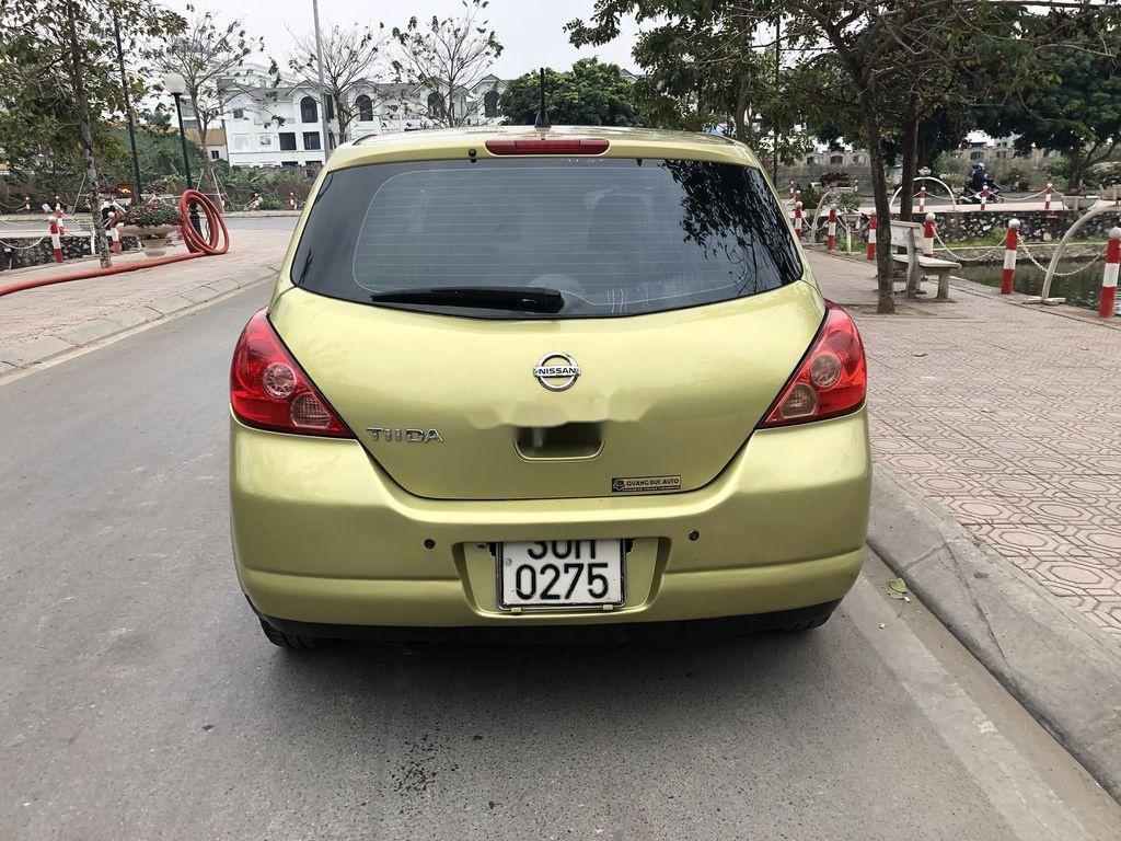 Cần bán xe Nissan Tiida đời 2007, nhập khẩu còn mới, 255 triệu (2)