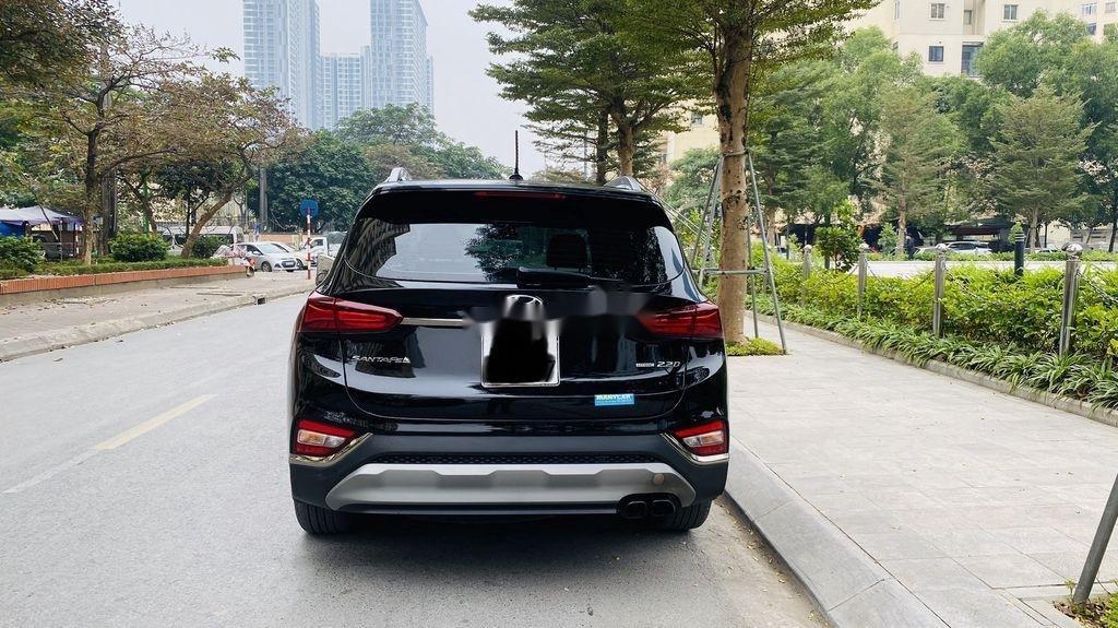 Bán Hyundai Santa Fe 2.2L AT 4WD năm 2019 (5)