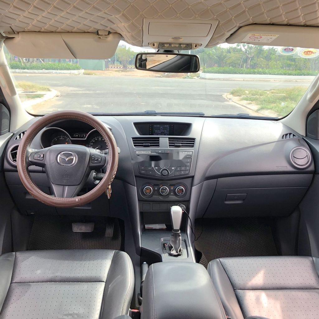 Bán xe Mazda BT 50 sản xuất năm 2018, màu nâu, xe nhập, 555tr (7)