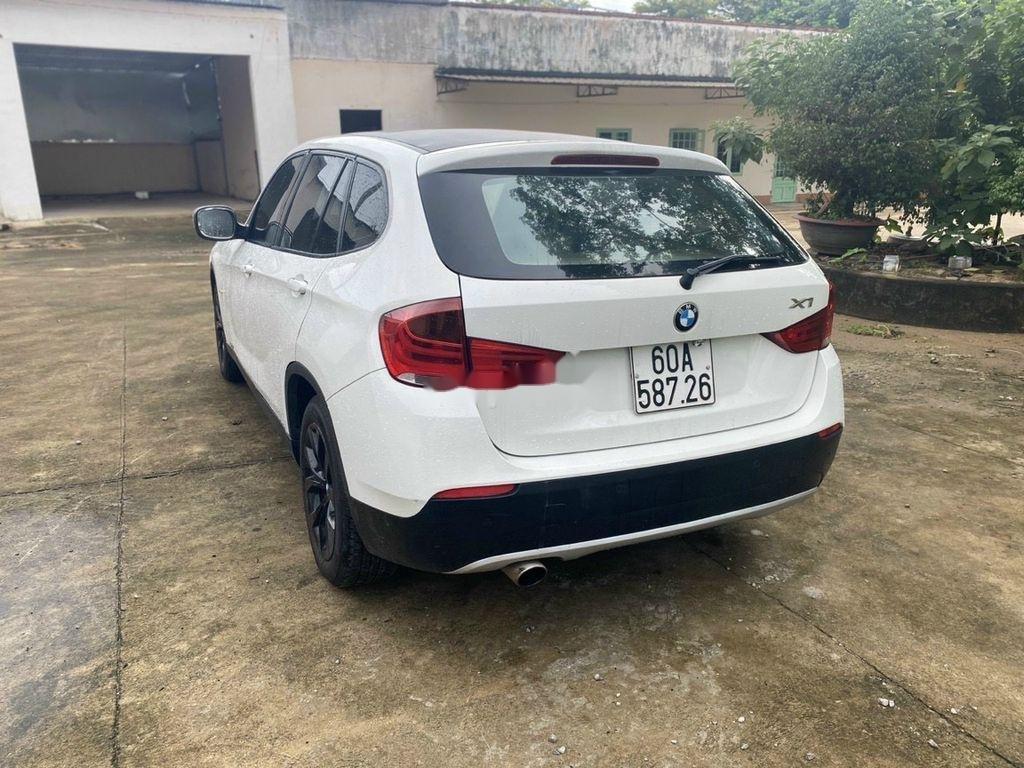 Bán BMW X1 2010, màu trắng, nhập khẩu còn mới (2)
