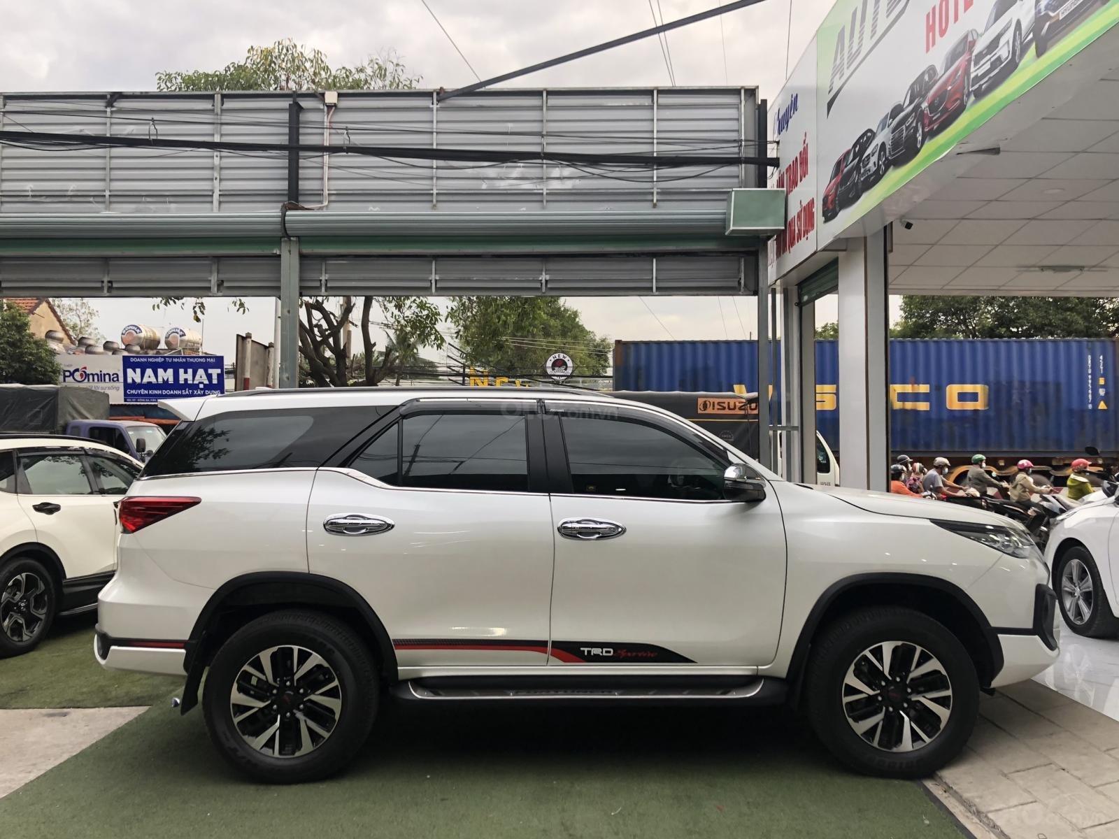 Mới về Toyota Fortuner sản xuất 2019 2.7AT máy xăng siêu lướt full option (4)
