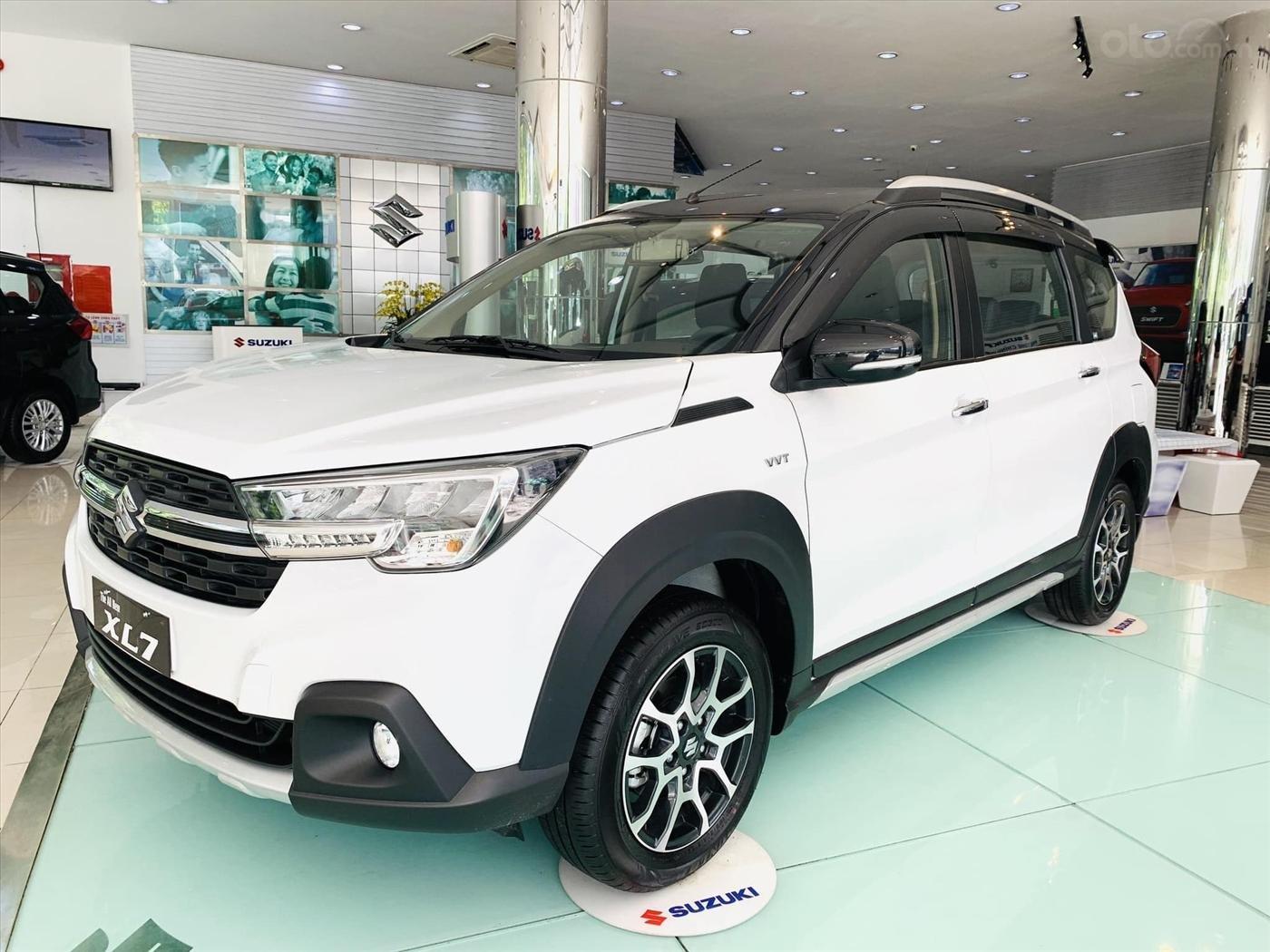 Suzuki XL7 2021 giá tốt nhất miền Nam - ưu đãi tiền mặt 25tr - Tặng BHVC - Hỗ trợ trả góp 80% lãi suất ưu đãi (2)