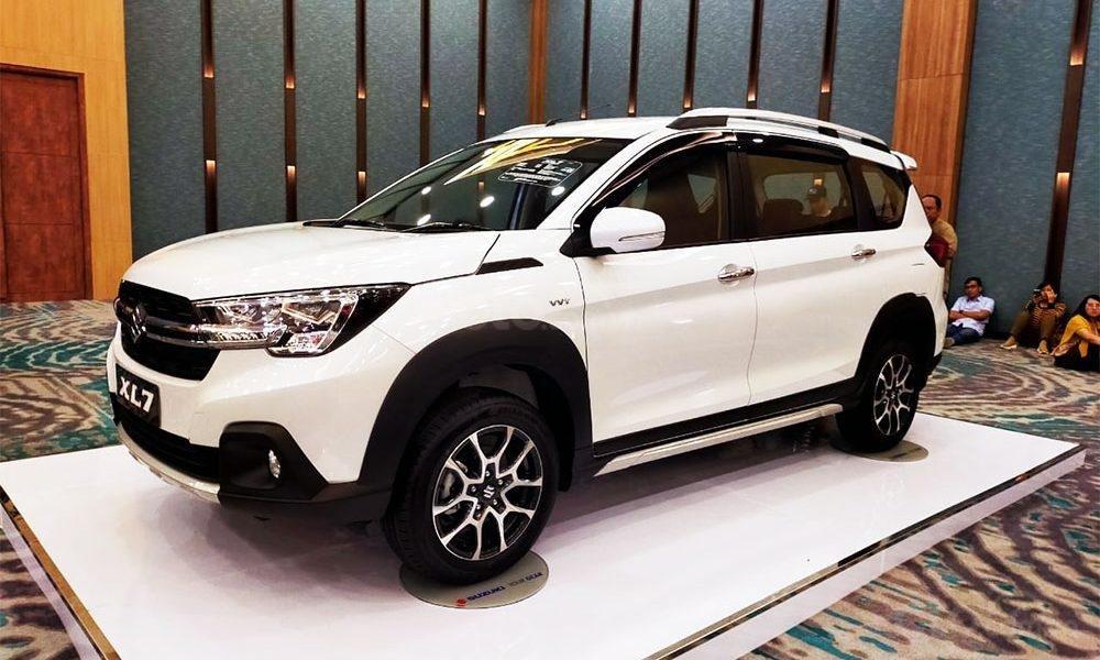 Suzuki XL7 2021 giá tốt nhất miền Nam - ưu đãi tiền mặt 25tr - Tặng BHVC - Hỗ trợ trả góp 80% lãi suất ưu đãi (4)