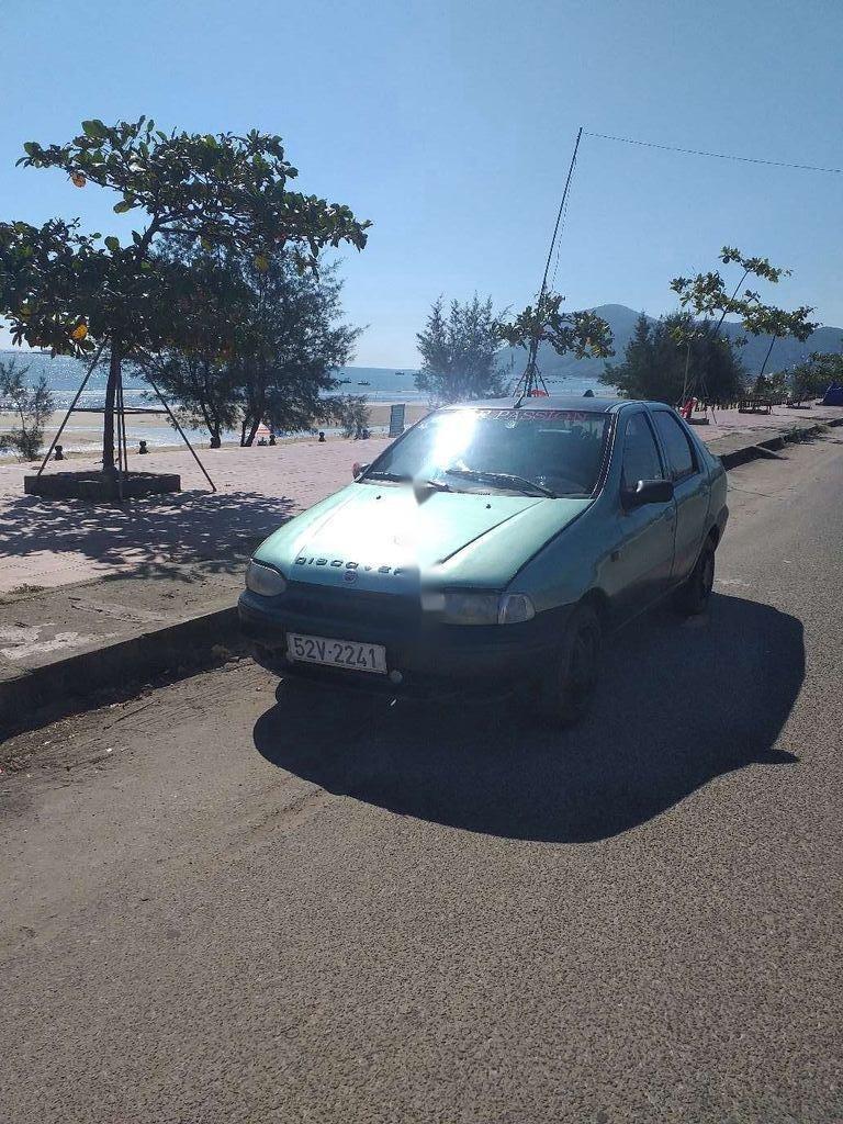 Bán Fiat Siena sản xuất năm 2002, nhập khẩu  (3)