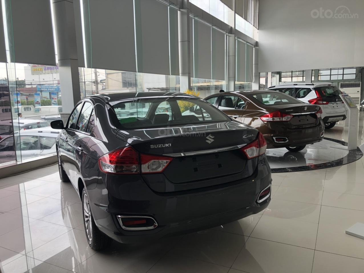 Suzuki Ciaz 2021 giá tốt nhất miền Nam - ưu đãi tiền mặt 35tr - Hỗ trợ giảm 50% thuế trước bạ (6)