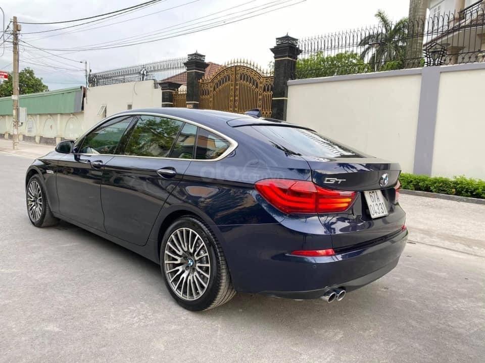 Cần bán lại xe BMW 5 Series sản xuất năm 2016, màu xanh lam (1)