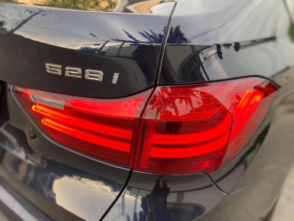 Cần bán lại xe BMW 5 Series sản xuất năm 2016, màu xanh lam (8)
