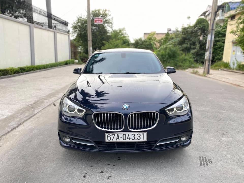 Cần bán lại xe BMW 5 Series sản xuất năm 2016, màu xanh lam (3)