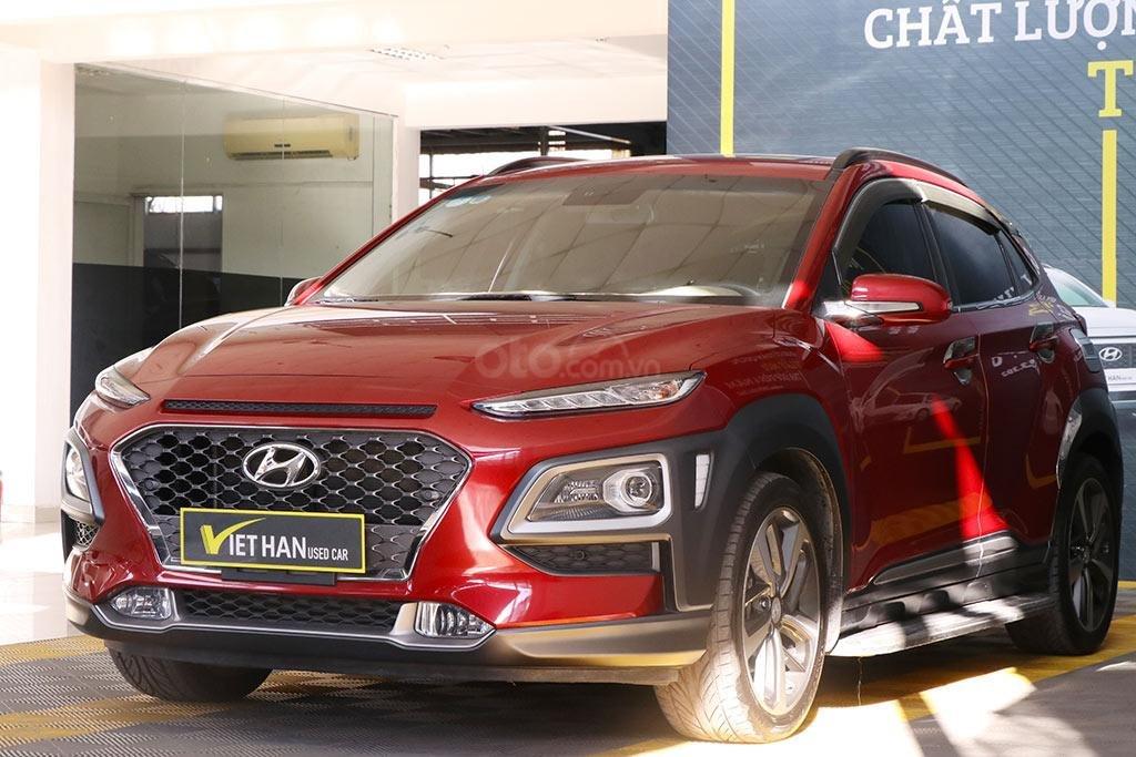 Bán nhanh chiếc Hyundai Kona 1.6AT Turbo 2018 (2)