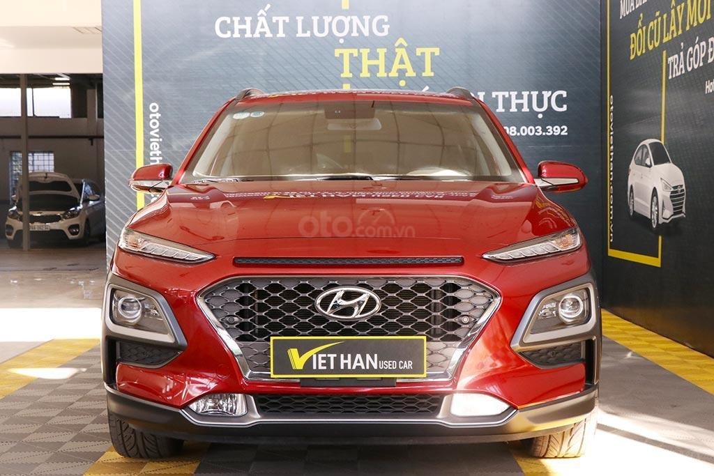 Bán nhanh chiếc Hyundai Kona 1.6AT Turbo 2018 (3)