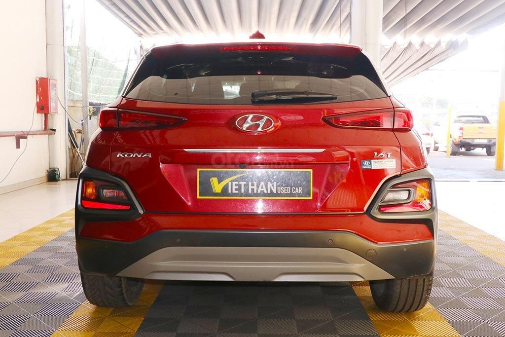 Bán nhanh chiếc Hyundai Kona 1.6AT Turbo 2018 (4)