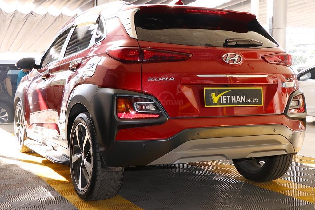 Bán nhanh chiếc Hyundai Kona 1.6AT Turbo 2018 (7)
