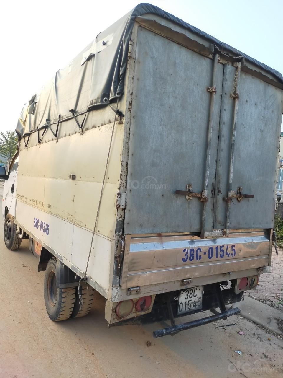 Cần bán lại xe Kia Bongo đời 2005, màu trắng, giá 125tr (5)