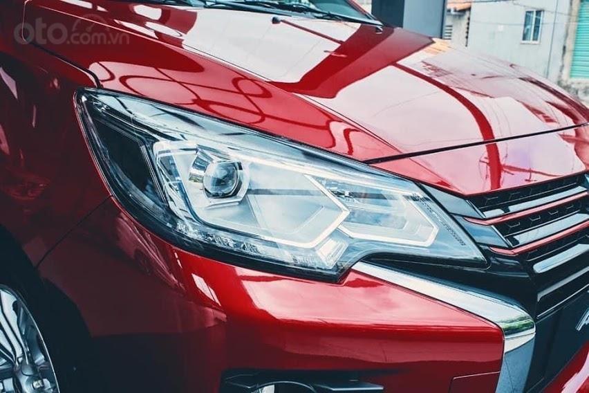Attrage 2020 - Giá cực tốt, Hỗ trợ 50% thuế trước bạ. Lượng xe có hạn (2)