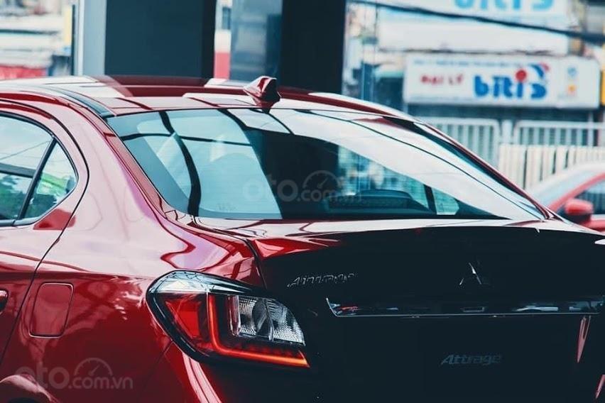 Attrage 2020 - Giá cực tốt, Hỗ trợ 50% thuế trước bạ. Lượng xe có hạn (5)