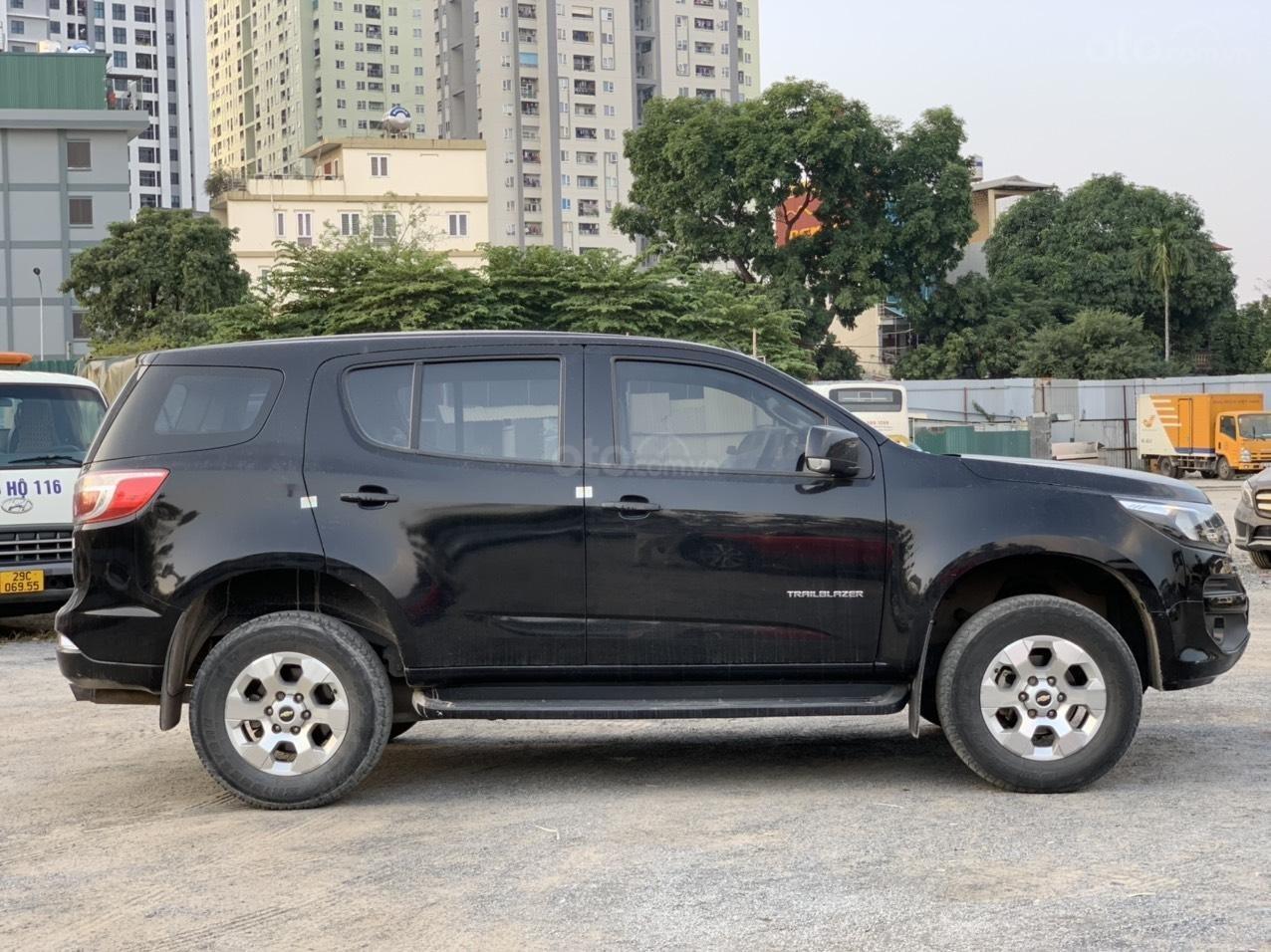 Bán đấu giá chiếc Chevrolet Traiblazer LT 2018 số tự động (4)