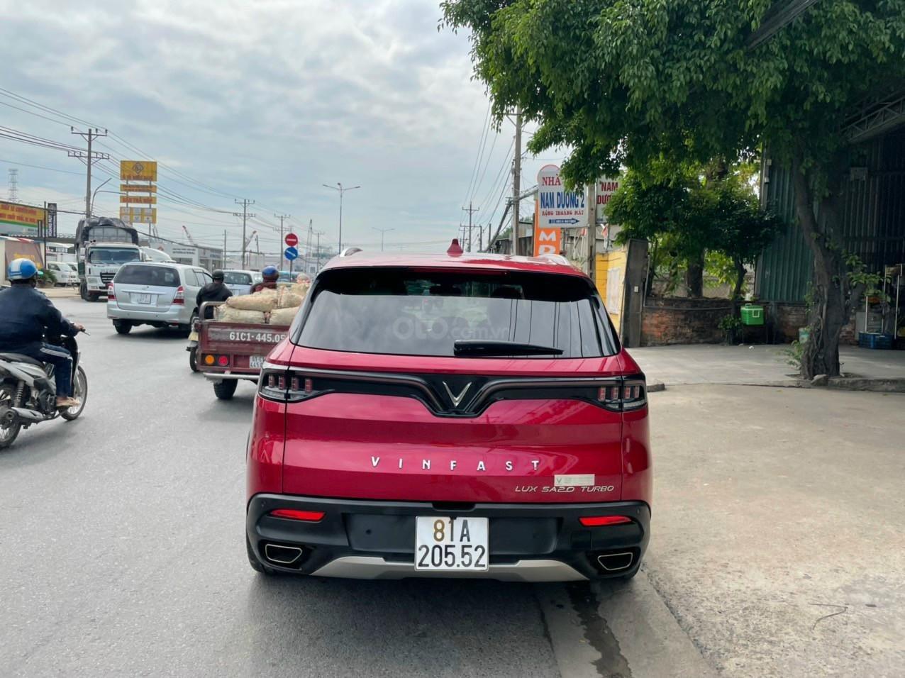 Mới về Vinfast Lux SA đăng ký 2020 sản xuất 2019 bản 2.0L 4WD Premium siêu lướt (9)