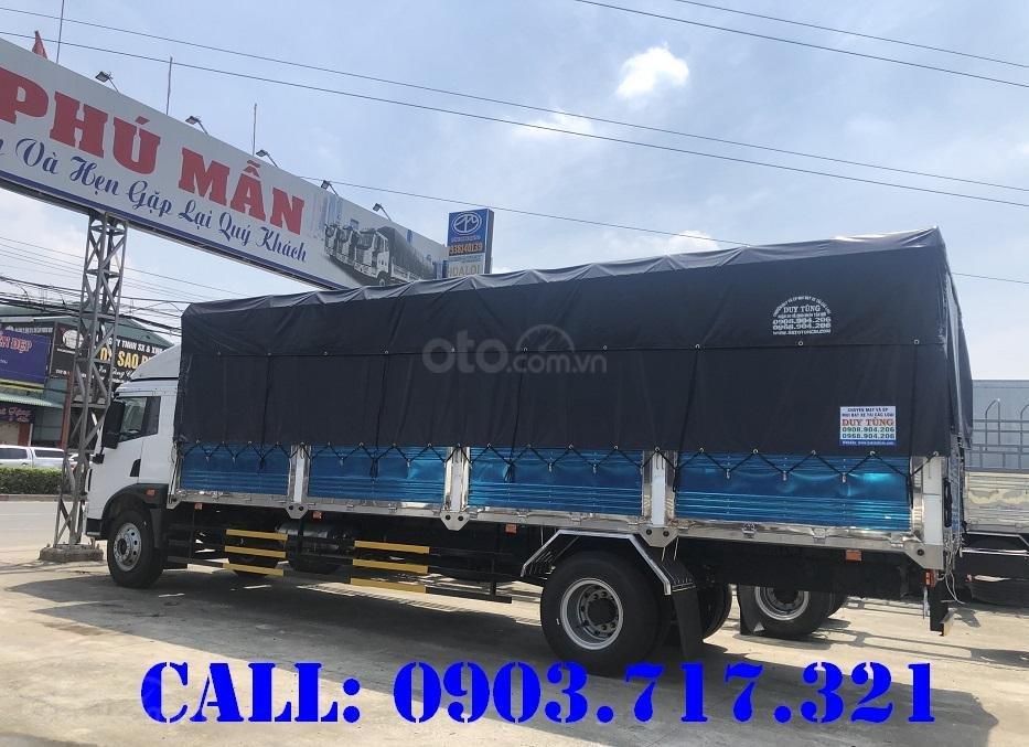 Bán xe tải Faw 8T7 thùng dài 8m3 động cơ Weichai mạnh 165HP mã lực giá tốt (2)