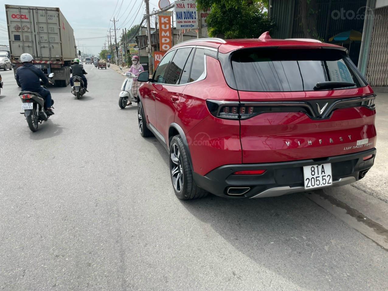 Mới về Vinfast Lux SA đăng ký 2020 sản xuất 2019 bản 2.0L 4WD Premium siêu lướt (8)