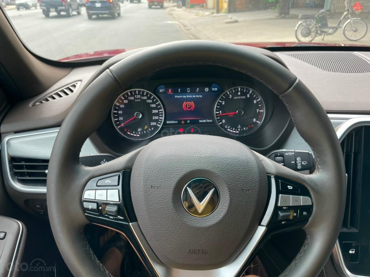 Mới về Vinfast Lux SA đăng ký 2020 sản xuất 2019 bản 2.0L 4WD Premium siêu lướt (13)