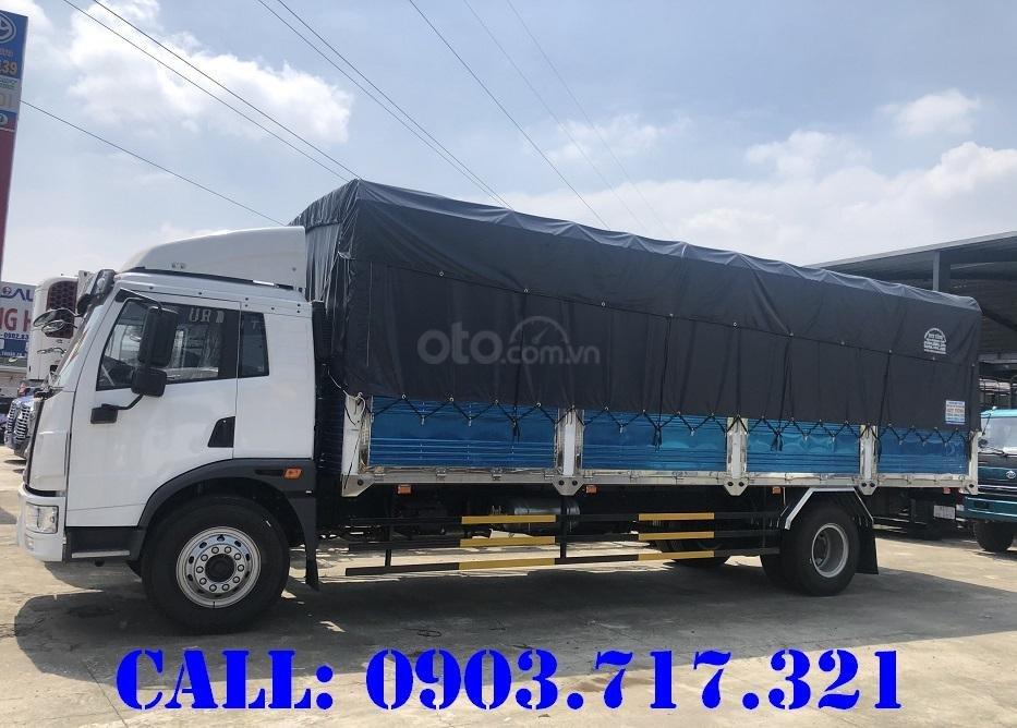 Bán xe tải Faw 8T7 thùng dài 8m3 động cơ Weichai mạnh 165HP mã lực giá tốt (3)