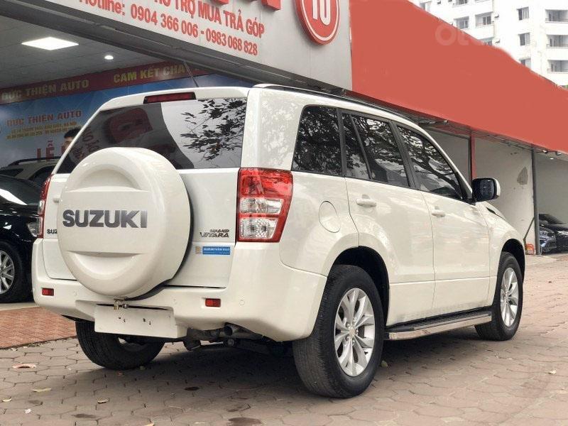 Bán gấp chiếc Suzuki Grand vitara 2.0 sx 2016 (4)