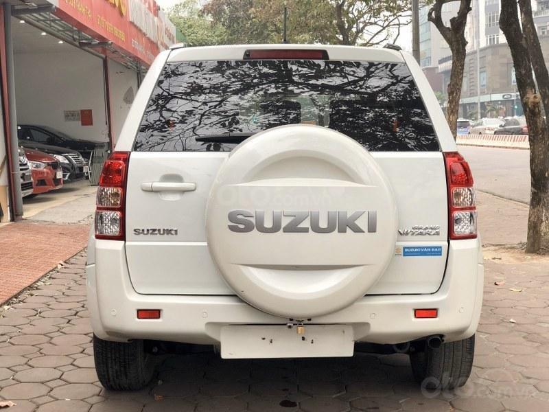 Bán gấp chiếc Suzuki Grand vitara 2.0 sx 2016 (6)