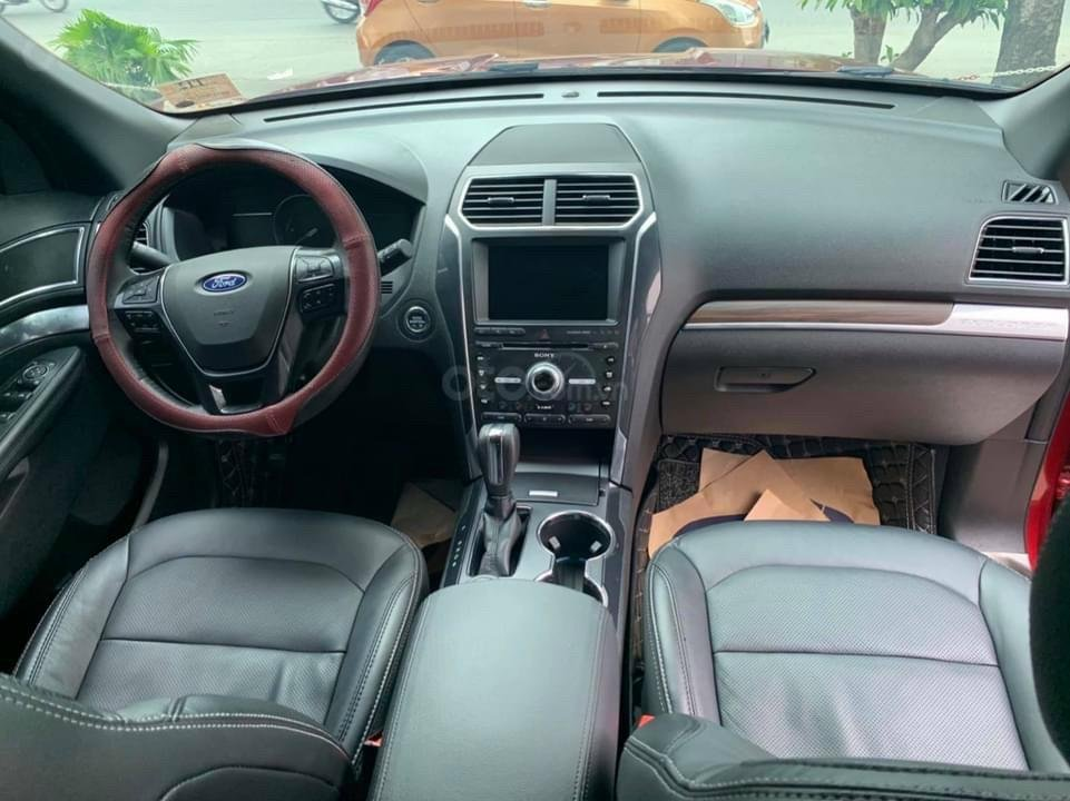Bán chiếc Ford Explorer Demo 2018 xe cực đẹp, giá cực tốt (4)