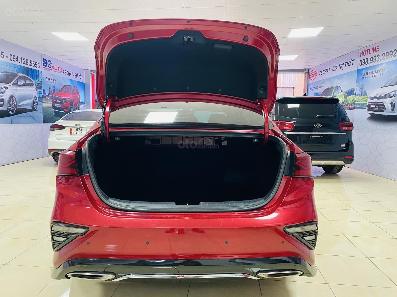 Bán Kia Cerato sản xuất năm 2018, màu đỏ số tự động (12)