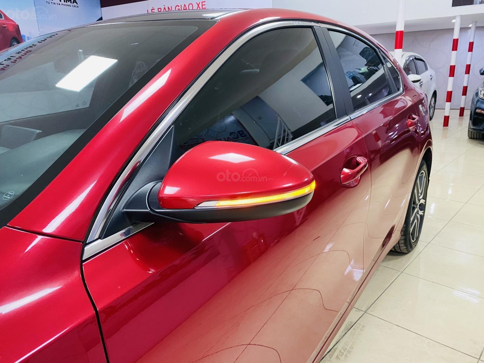 Bán Kia Cerato sản xuất năm 2018, màu đỏ số tự động (9)