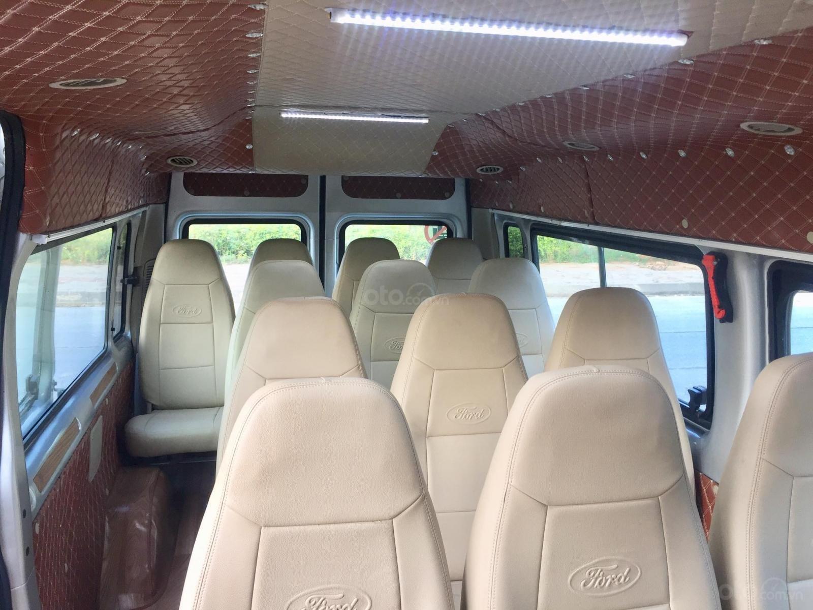 Bán ô tô Ford Transit 2014 chính chủ (8)