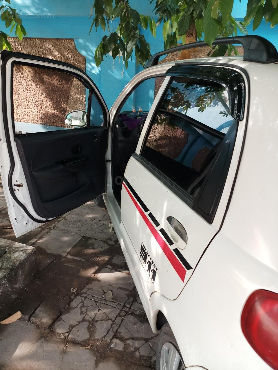 (ĐÃ BÁN) Gia đình cần lên đời nên bán xe Matiz 2 2003 tư nhân, giá 42tr (5)