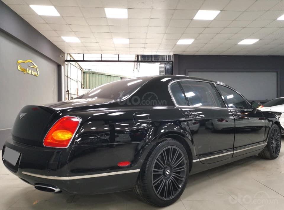 Bán Bentley Continental đời 2009, màu đen, xe nhập (1)