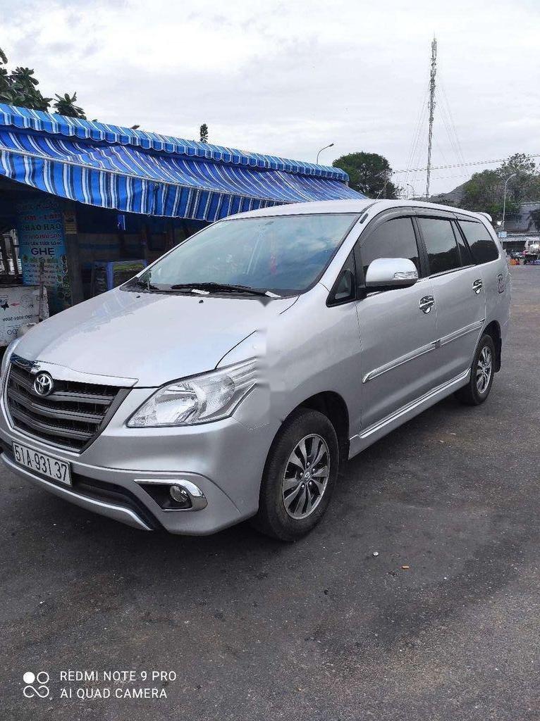Xe Toyota Innova sản xuất 2014, nhập khẩu giá cạnh tranh (2)