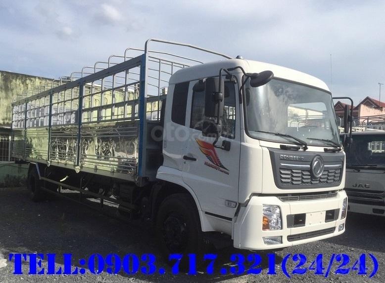 Giải phóng lô xe tải DongFeng 8 tấn(B180) thùng 9m5 Hoàng Huy nhập khẩu 2020 - hỗ trợ Bank đến 70 - 75 % giá trị của xe (2)