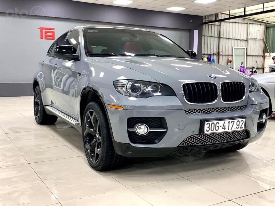 Cần bán xe BMW X6, nhập khẩu nguyên chiếc, giá tốt nhất thị trường 700tr (6)