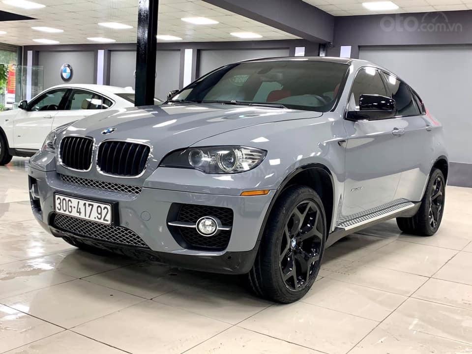 Cần bán xe BMW X6, nhập khẩu nguyên chiếc, giá tốt nhất thị trường 700tr (2)