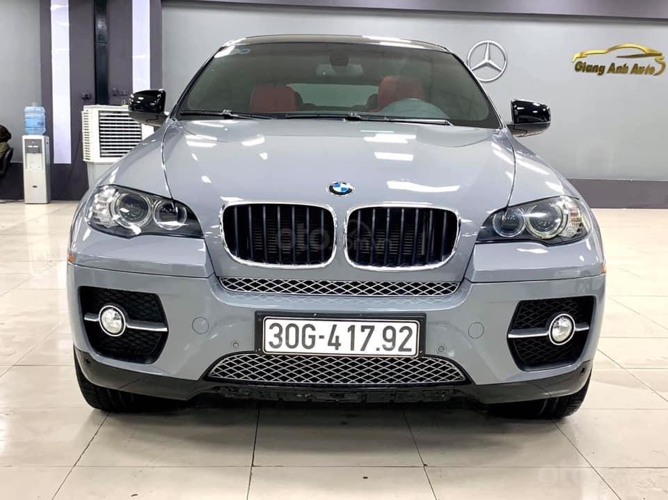Cần bán xe BMW X6, nhập khẩu nguyên chiếc, giá tốt nhất thị trường 700tr (5)