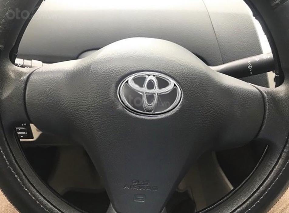 Bán xe Toyota Vios năm sản xuất 2009, màu bạc còn mới (2)