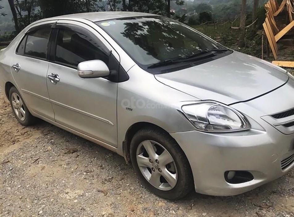 Bán xe Toyota Vios năm sản xuất 2009, màu bạc còn mới (1)