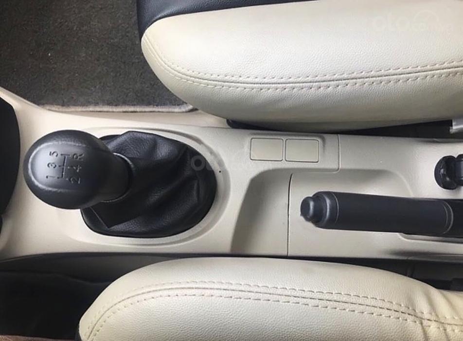Bán xe Toyota Vios năm sản xuất 2009, màu bạc còn mới (4)
