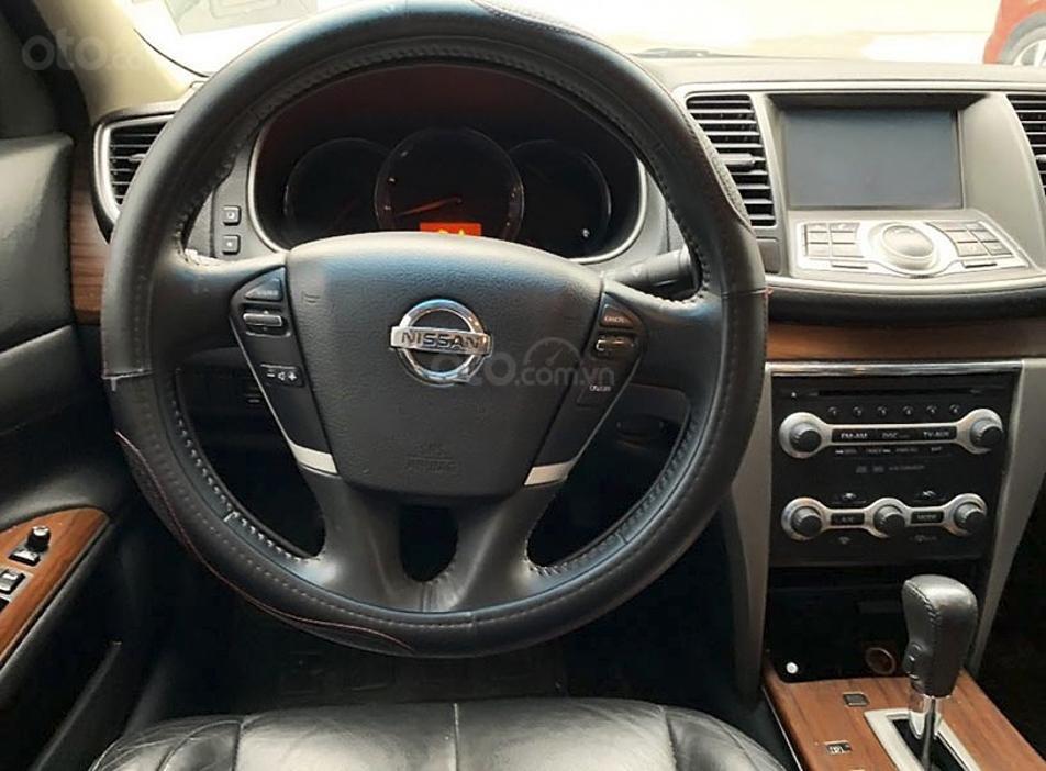 Bán Nissan Teana năm sản xuất 2009, màu trắng, nhập khẩu nguyên chiếc còn mới, giá chỉ 385 triệu (2)