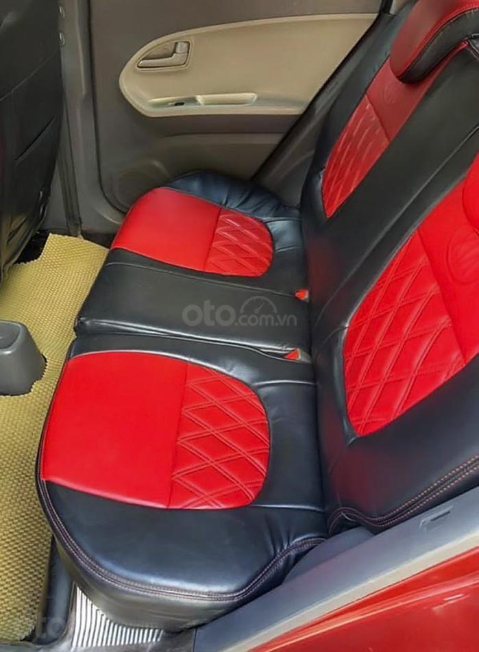 Bán xe Kia Morning năm sản xuất 2016, màu đỏ (3)