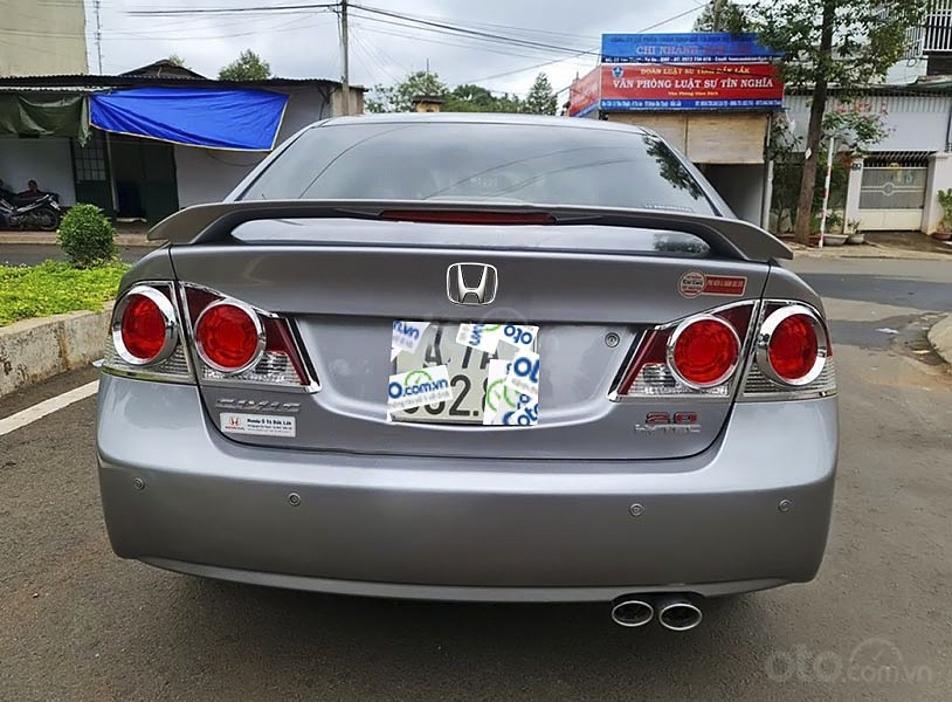Bán Honda Civic năm 2010, màu xám, giá chỉ 373 triệu (2)
