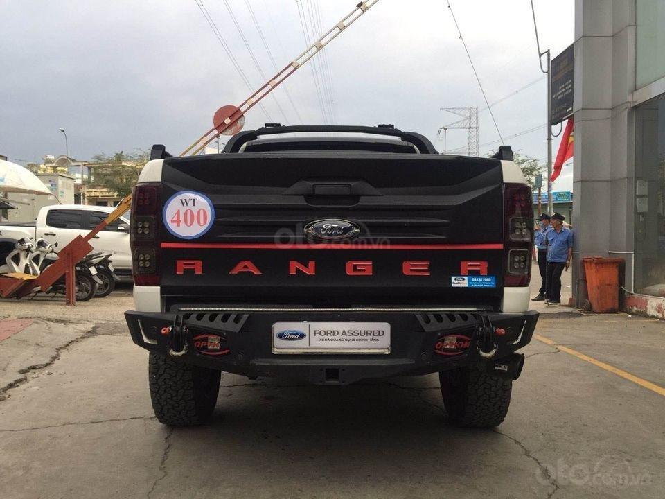 Bán Ford Ranger đời 2017, màu trắng số tự động, 797 triệu (2)