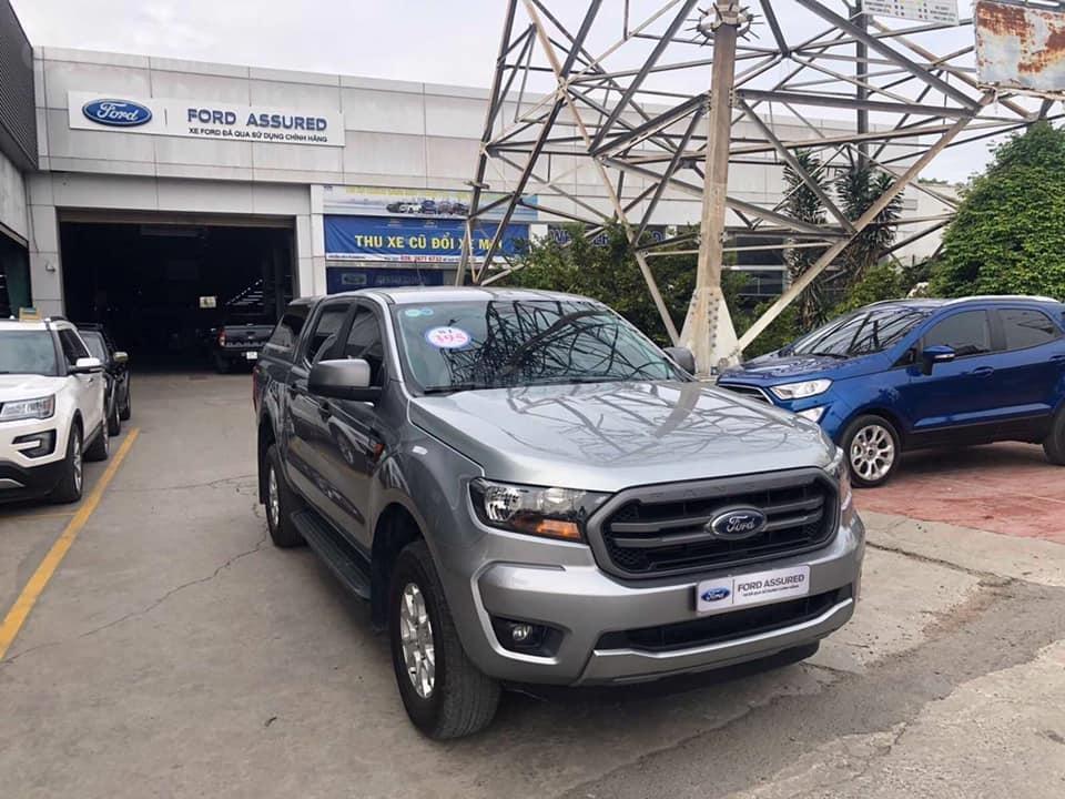 Bán Ford Ranger năm sản xuất 2018, màu bạc số tự động (3)