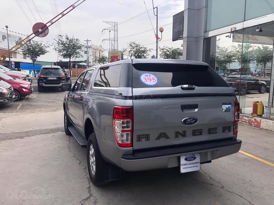 Bán Ford Ranger năm sản xuất 2018, màu bạc số tự động (1)
