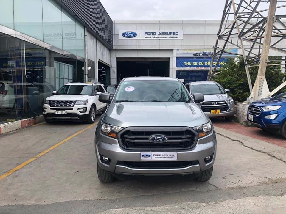 Bán Ford Ranger năm sản xuất 2018, màu bạc số tự động (2)