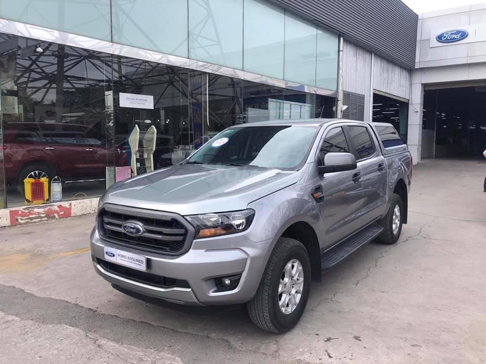 Bán Ford Ranger năm sản xuất 2018, màu bạc số tự động (4)