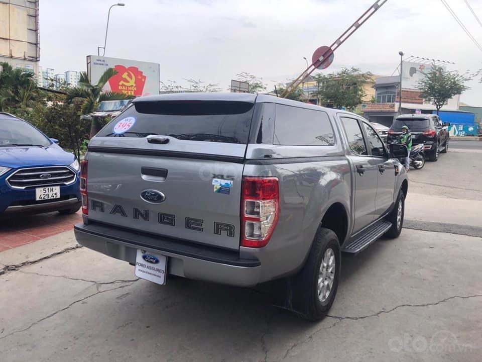 Bán Ford Ranger năm sản xuất 2018, màu bạc số tự động (5)